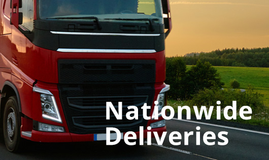 Containers Delivered Nationwide