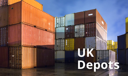 Containers Depots Nationwide